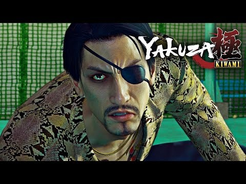 Yakuza Kiwami (PS4) - Chapter #5 - Purgatory