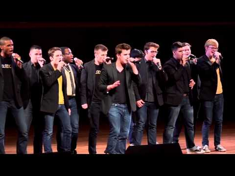 PYT / Fine China (opb Michael Jackson / Chris Brown) @ ACA - Melodores A Cappella