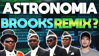 HOW TO: ASTRONOMIA (COFFIN DANCE) REMIX//BROOKS STYLE//FUTURE BOUNCE//FL STUDIO 20 TUTORIAL