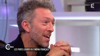 Vincent Cassel et François Cluzet sur le métier d'acteur - C à vous - 18/06/2015