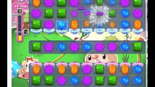 Candy Crush Level 77 - How to finish it