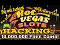 Hot Vegas Slots ( Super Lucky ) Hacking for money Android / Gameplay