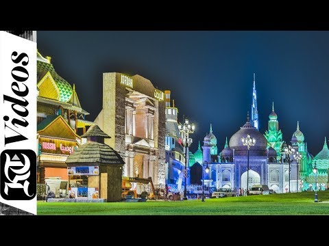 Visiting Global Village in Dubai? Watch this video first...