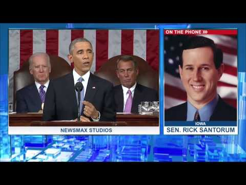 Malzberg | Sen. Rick Santorum – former Republican senator from Pennsylvania