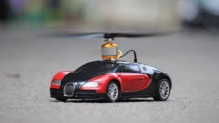 remote control helicopter car