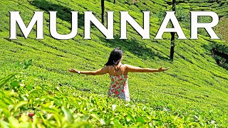 MUNNAR, KERALA Hill Station | Munnar Sightseeing, Best Hotels, Shopping | Tourist Places in Kerala