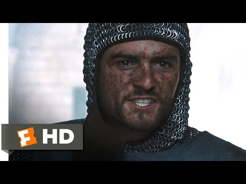 Kingdom of Heaven (5/5) Movie CLIP - No Quarter (2005) HD