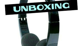 UNBOXING Casque H610