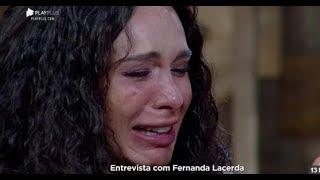 """Após """"ELIMIN@ÇÃO, Marcos Mion """"PEGA PESADO"""" com Fernanda lacerda em entrevista"""