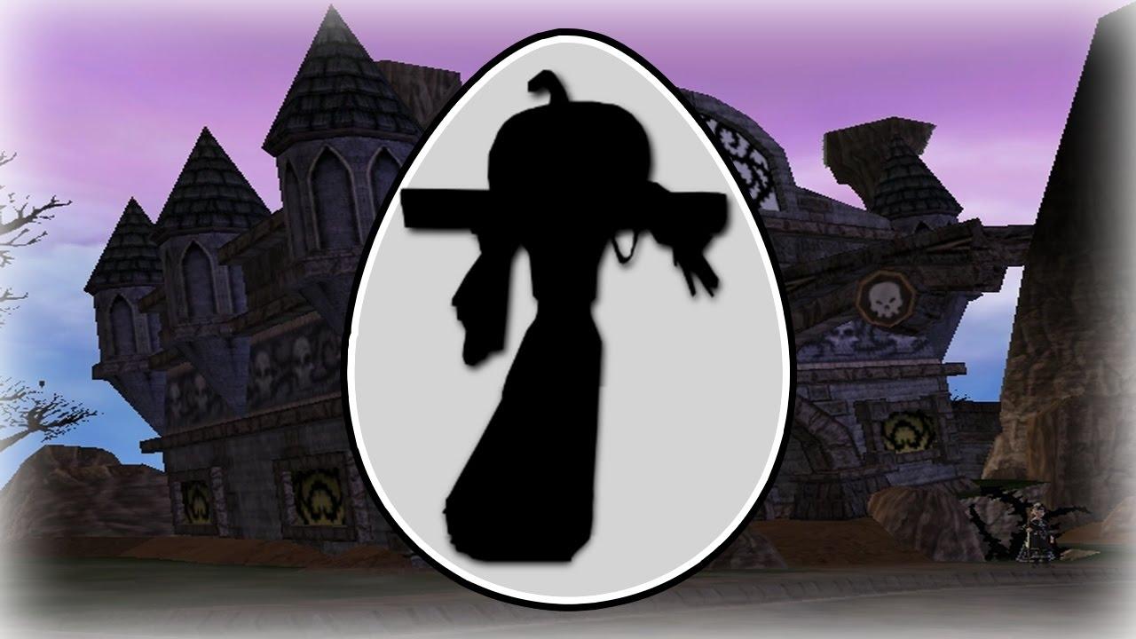 Wizard101: Scarecrow! - Level 58 Death Pet : LightTube
