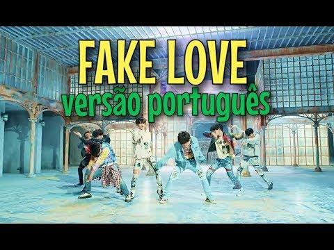FAKE LOVE - BTS COVERTraduçãoVersão em Português Bonjuh