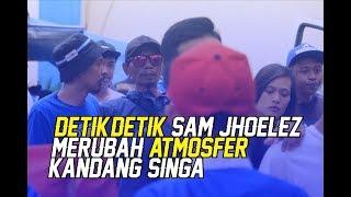LAGA AREMA FC VS TIMNAS INDONESIA U22 - AREMANIA