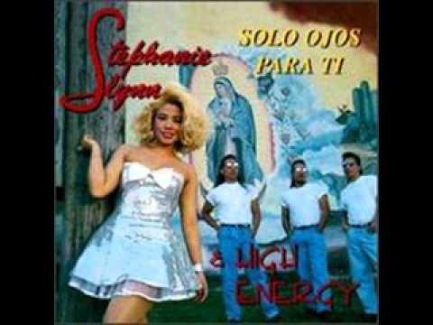 Stephanie Lynn & High Energy - Acabame De Matar.wmv