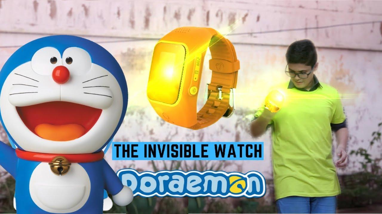 Doraemon in Real Life - Doraemon in Trouble   Sci Fi 2020