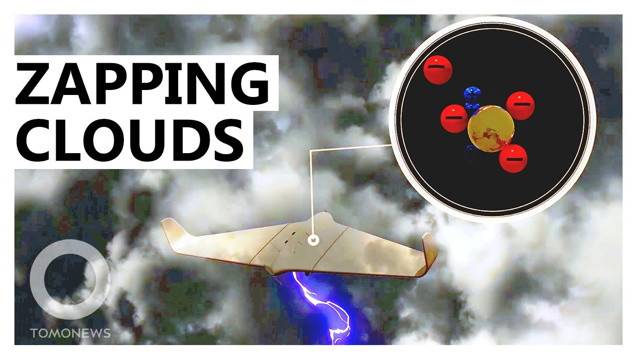 Dubai Says Freak Rain Was Caused by Cloud-Seeding Drones