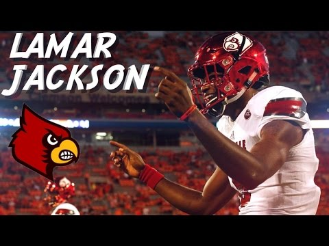 "Lamar Jackson || ""Heisman Winner"" || 2016 Highlights"
