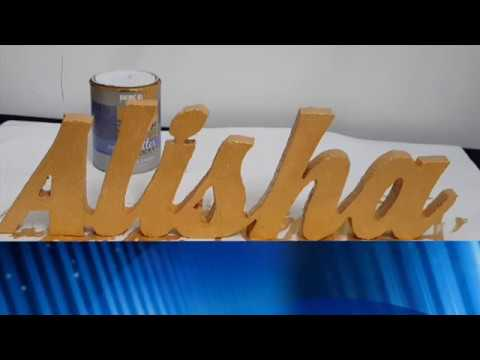 how to cut Styrofoam Foam for table top letters/THERMOCOL CUTTING/തെർമോക്കോൾ കട്ടിങ്