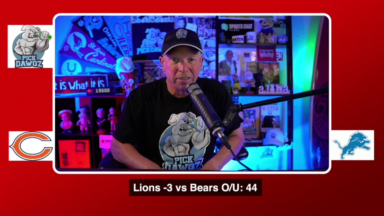 Lions bears betting predictions and tips top sports betting handicappers