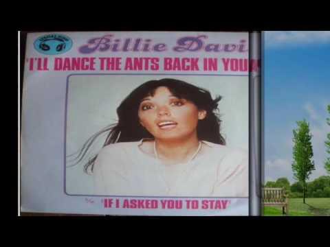 Billie Davis - I'll Dance The Ants Back In Your Pants
