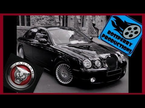 Jaguar S-Type XS Spec & 0-60 mph / 0-100 kph - 3.0 V6 240bhp Petrol Acceleration Review