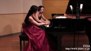 小栗 克裕: またあした pf.ピアノデュオFF(中村美雪,嶋田郁子):PianoduoFF(NakamuraMiyuki,ShimadaFumiko)