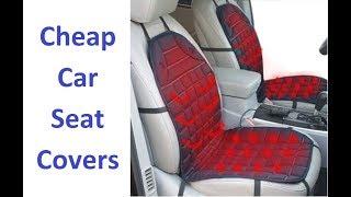 Cheap car seat covers | Best car seat cushion