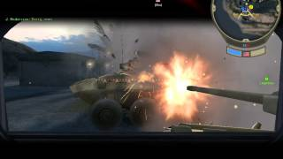 Battlefield 2 delux edition gameplay for PC