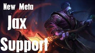 League of Legends -  New Meta Jax Support S5