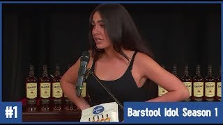 Barstool Idol Season 1 - Episode 1