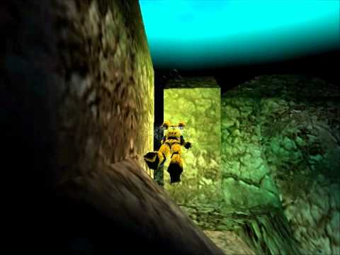 Tomb Raider Chronicles Walkthrough - Deepsea Dive