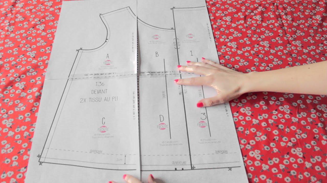 Patron robe de soiree pdf