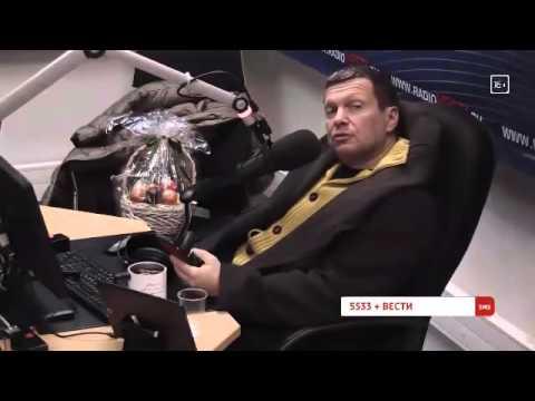 Полный контакт с Владимиром Соловьевым (полный эфир) 24.02.2016 Вести ФМ