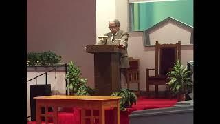 Looking Unto Jesus Our Lord 8-30-20 Rev. Emmitt Cornelius