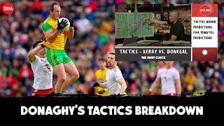 'Then, it's alarm bells!' | Kieran Donaghy's tactics breakdown | Kerry vs Donegal