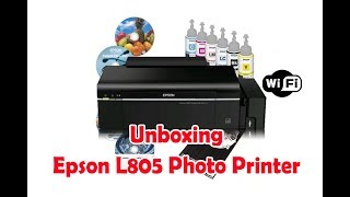Epson L805 Wireless Printer price in Saudi Arabia | Compare Prices
