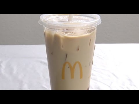 McDonald's Worker Spits A Loogie In Customer's Coffee