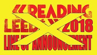 Still No Reading & Leeds Festival 2018 Announcement thumbnail