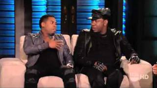 Bobby V   Bobby Brown Perform Perform Rock Wit Cha Live On Lopez Tonight + Interview Video   ThisIs50 com