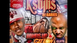 KSTYLIS - HANDS Up GET Low  #VIDEO_SHOOT (ACCESS GRANTED)