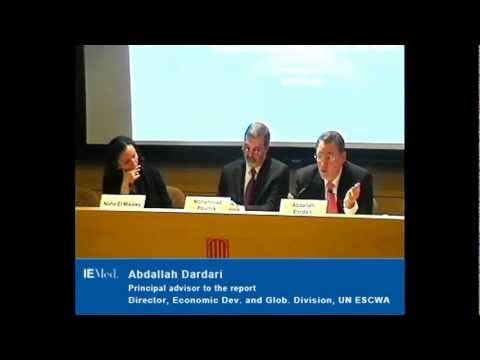 Arab Development Challenges Report 2011 Presentation at the IEMed