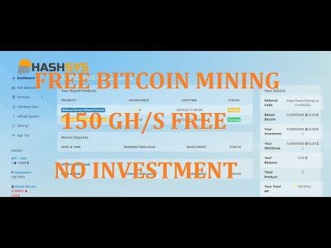 FREE BITCOIN MINING 2019| FREE 150 GH/S MINING BONUS | tamil kathambam