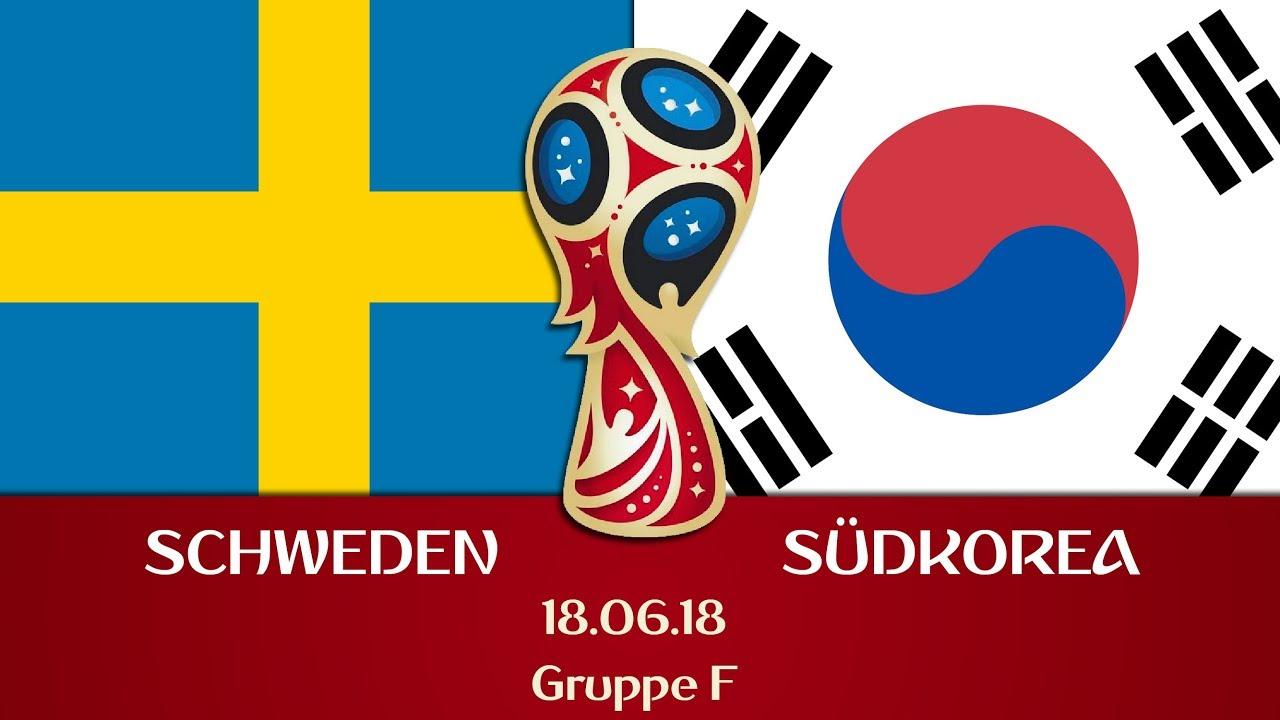 Wm 2021 Schweden Südkorea