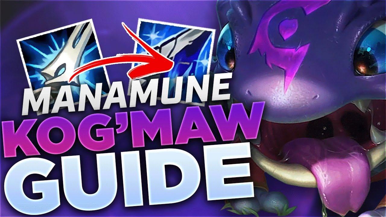Saber's 0 skill free elo manamune kog guide