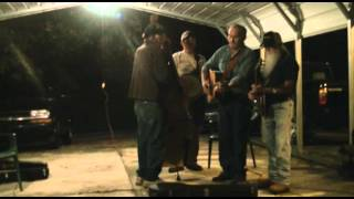 Rank Stranger:last nights jam, Me, Jack Lewis, Dwight Whitley, and Wendell Lewis