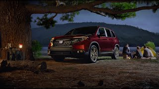 homepage tile video photo for Honda Passport: Just About Anything :30