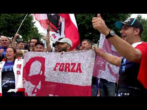 Robert Kubica: National Hero | 2019 Hungarian Grand Prix | Fan Films