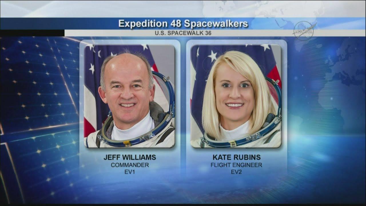 Download IDA-2 Installation: International Space Station U.S. EVA 36 (time lapse)