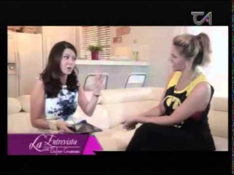 Isabella Castillo en La Entrevista