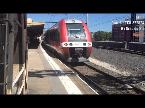 {Stop 'n' Go} Gare de Nîmes (Edition Spéciale) / French Railway Nîmes's Station