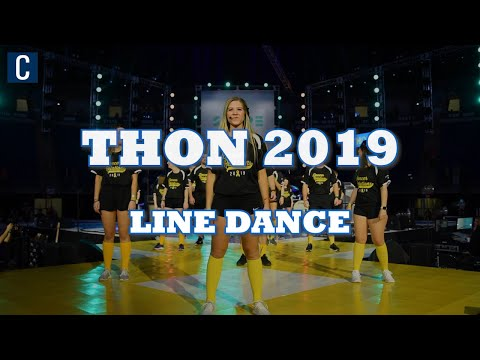 THON 2019 Line Dance (with Lyrics)